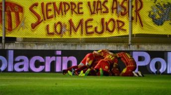 Sarmiento sigue su hazaña en la Copa Argentina y jugará contra River