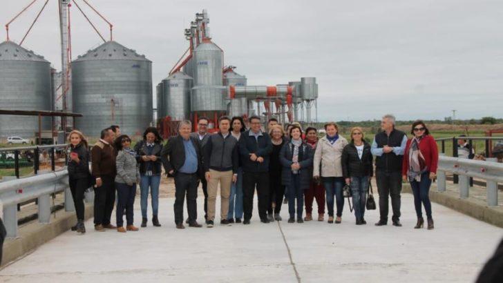 Tras las actividades con instituciones y productores, Diputados sesionan en Las Palmas