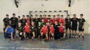 Handball: Sarmiento nuevo puntero y Tirol HC se suma a la pelea