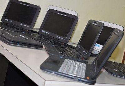 La Verde: recuperaron netbooks sustraídas de una escuela