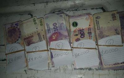 Villa Ángela: recuperan más de 90.000 pesos sustraídos a un vecino