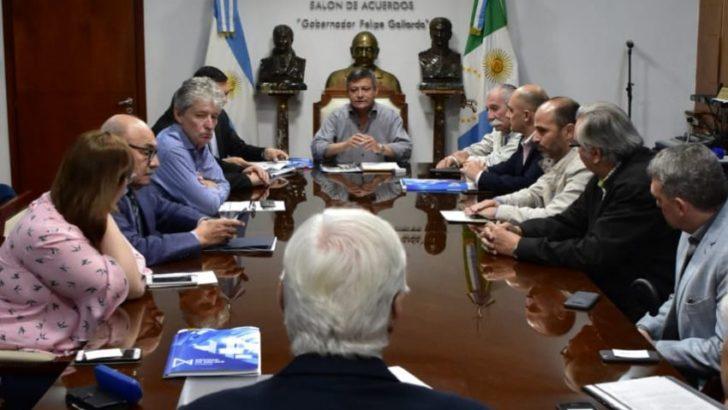 Gobierno y Fechaco abordaron la defensa de los puestos de trabajo