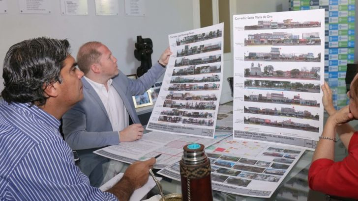 Se presentó la muestra preliminar del relevamiento de conservación patrimonial de la ciudad
