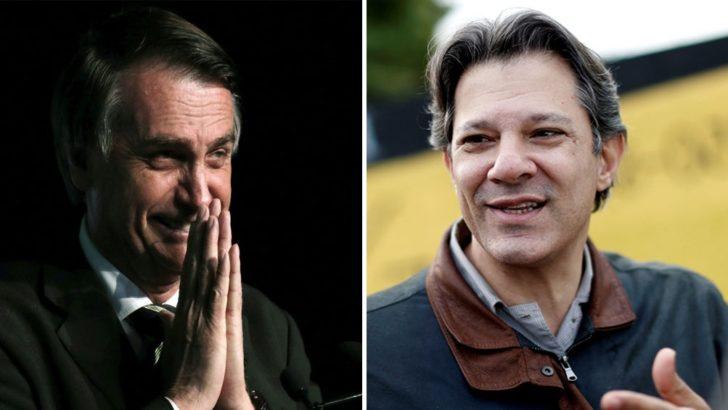 Brasil, hacia una segunda vuelta con final anunciado