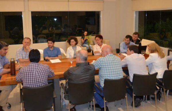 Capitanich presentó ante comerciantes el proyecto del nuevo Sistema de Transporte Público 1