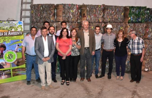 Colonia Elisa: Peppo dejó inaugurado el nuevo edificio municipal 1
