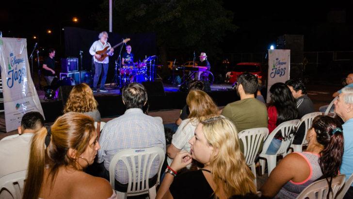 Concejo: Chaque el Jazz cerró su cuarta edición en avenida Piacentini