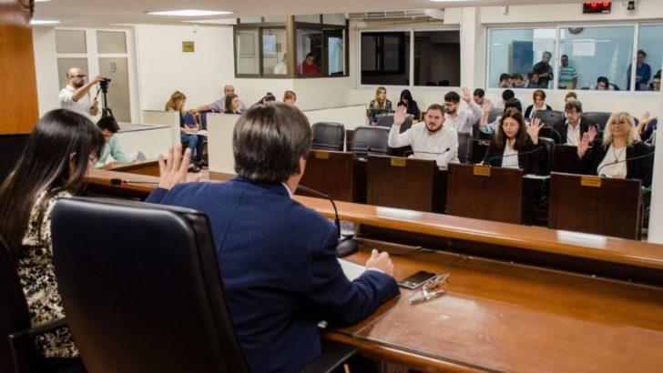 Concejo: se aprobó el régimen de funcionamiento de taxis y el reconocimiento de días por mamografías y Papanicolaou