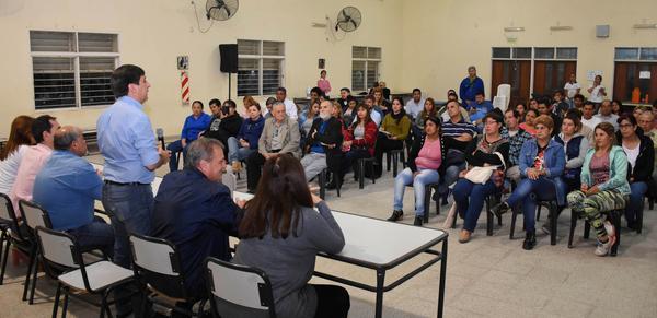 Concejo: vecinos de la zona sur plantearon sus reclamos y propuestas en audiencia pública
