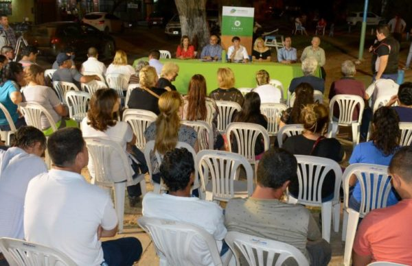 Concejo: Villa Prosperidad se expresó en audiencia pública y acordaron diversos trabajos 1