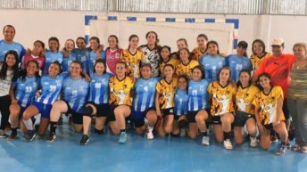 "Continua el Clausura del handball chaqueño ""Copa Yaguarete"""
