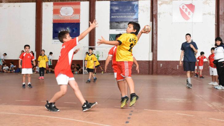 Copa Futuro: domingo de fútbol, handball y ajedrez