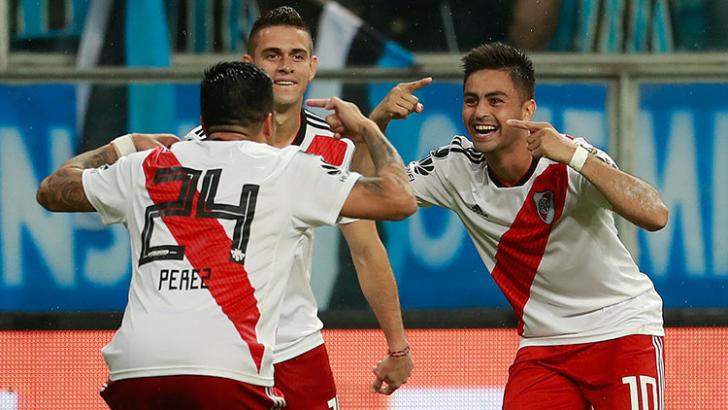 Copa Libertadores: River Plate es el primer finalista