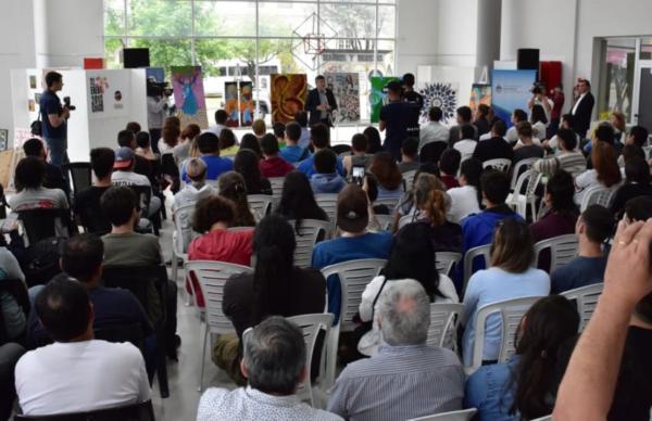 """Encuentro Nacional de Estudiantes de Bellas Artes: """"el arte, una manera de transmitir nuestra identidad"""" 1"""