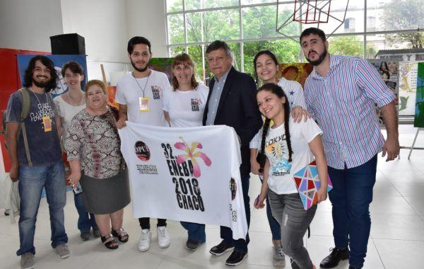 """Encuentro Nacional de Estudiantes de Bellas Artes: """"el arte, una manera de transmitir nuestra identidad"""""""