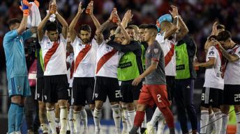 Libertadores: River le ganó 3 a 1 a Independiente y se instaló en semifinales a la espera de Gremio