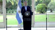 Macri anunció un tope a la cuota de los créditos UVA
