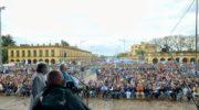 """Obispo Radrizzani: """"El futuro está en manos del pueblo"""""""