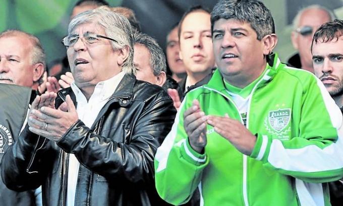 Pablo Moyano: el paro «es importante» y la «movilización, multitudinaria»