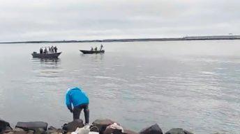 Pescador del Paraná: Corrientes pide la intervención de Cancillería por un incidente con fuerzas paraguayas