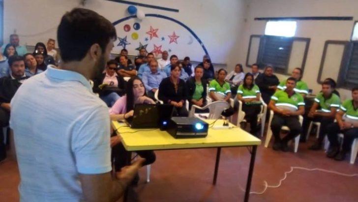 Policía Municipal: comenzaron los cursos de capacitación intensiva