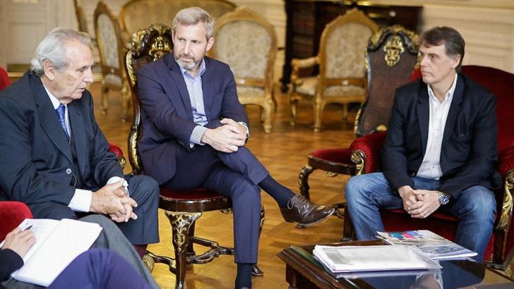 """Presupuesto 2019: Frigerio abrió la puerta a """"las modificaciones necesarias para que sea aprobado"""""""