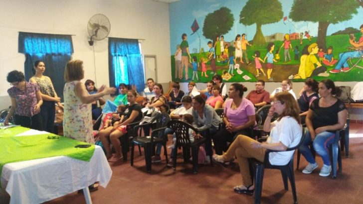 Se brindó un taller sobre derechos sexuales, reproductivos y métodos anticonceptivos