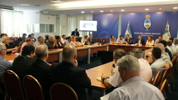 Se realizó la 5ª reunión de la Mesa Productiva provincial