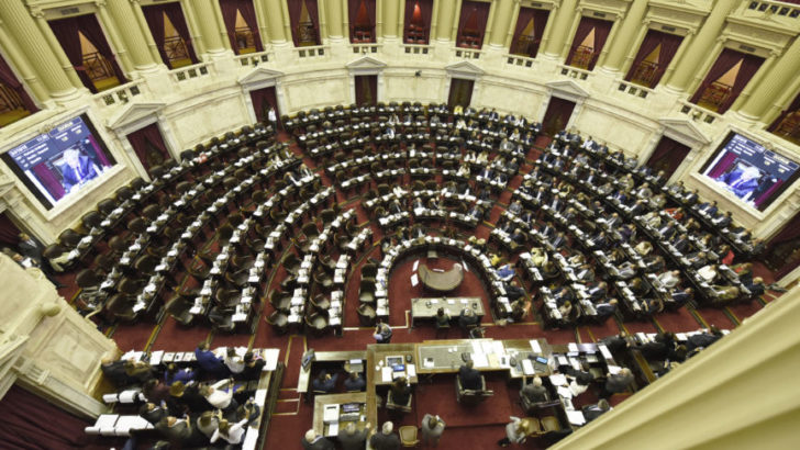 Tras la represión y los incidentes, Diputados se encamina a votar el presupuesto 2019