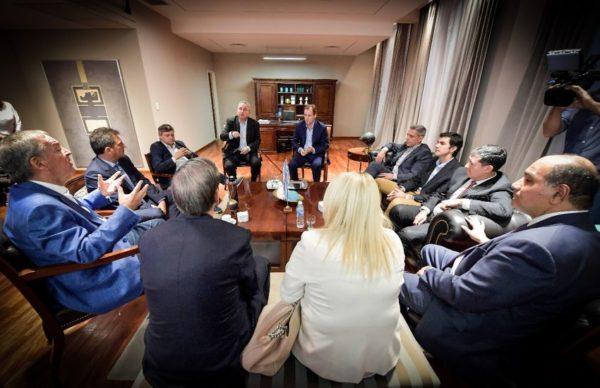 Alternativa Federal: Peppo destacó el espacio peronista y Urtubey prefiere esquivar una interna con Cristina 1