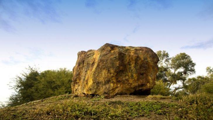 Campo del Cielo cerca de convertirse en una maravilla natural Argentina