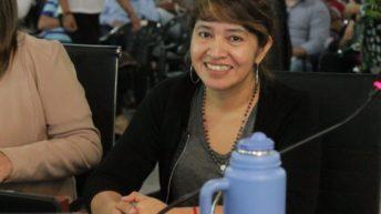 """Charata: """"Charole valoró la participación de la comunidad mocoví en Sesionemos Juntos"""""""