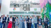 Con el acompañamiento del Gobierno provincial, Villa Berthet celebró sus 87 años