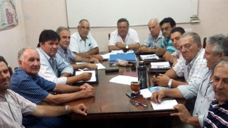Consorcios Camineros eligieron representantes de las cinco zonas
