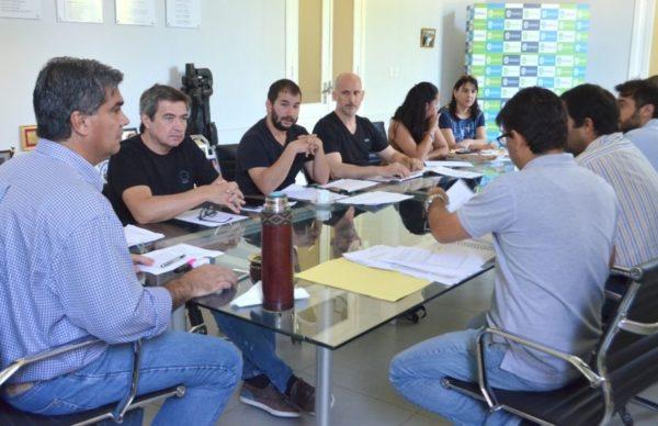 El Gabinete analizó las elecciones en Comisiones Vecinales y el desarrollo de obras