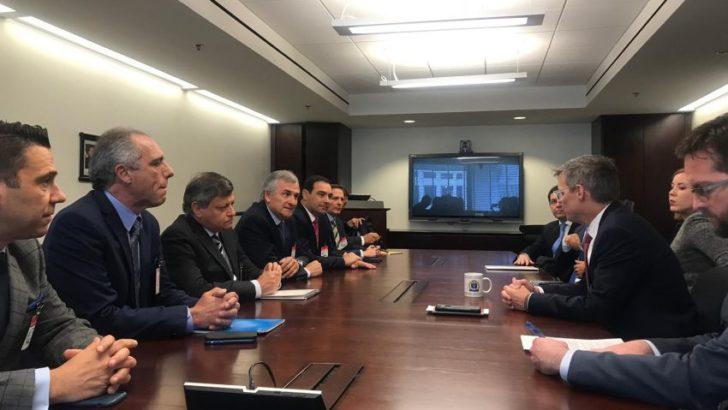 El presidente del BID destacó la ejecución de proyectos en Chaco