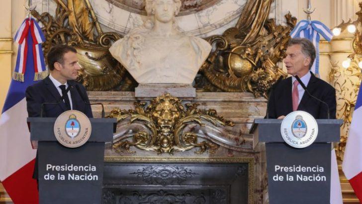 """G20: para Macri, """"estamos muchísimo más cerca de un acuerdo Mercosur-Unión Europea"""""""