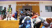 Guadalajara recibió a la caravana migrante y acaricia la frontera con EEUU