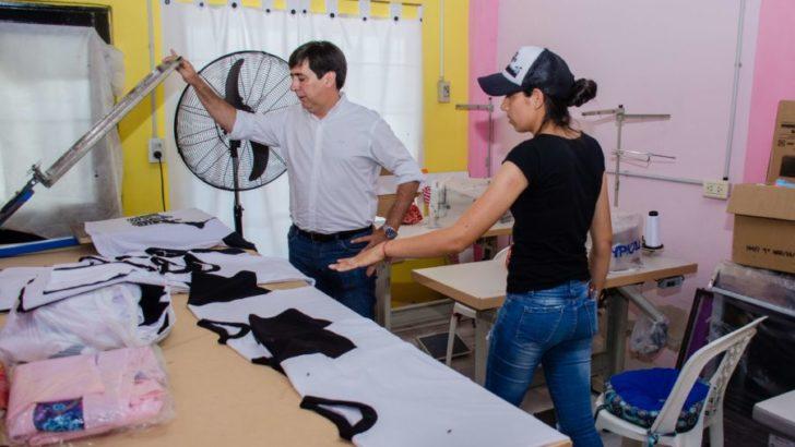 La Rubita: Martínez y el Movimiento de Trabajadores Excluidos avanzan en un proyecto en beneficio de la comunidad