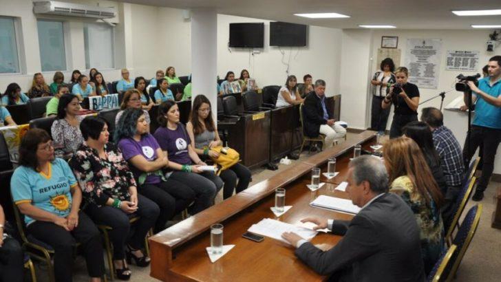 """Labor Destacada en la Erradicación de la Violencia de Género: Trabajadoras de la Comunicación recibió el premio """"Bettina Vásquez"""""""