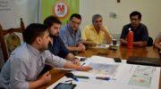 Las Breñas: Desarrollo Urbano avanza en la planificación urbana
