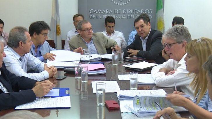 Ocampo explicó el presupuesto en Diputados y se podría tratar el 12 de diciembre