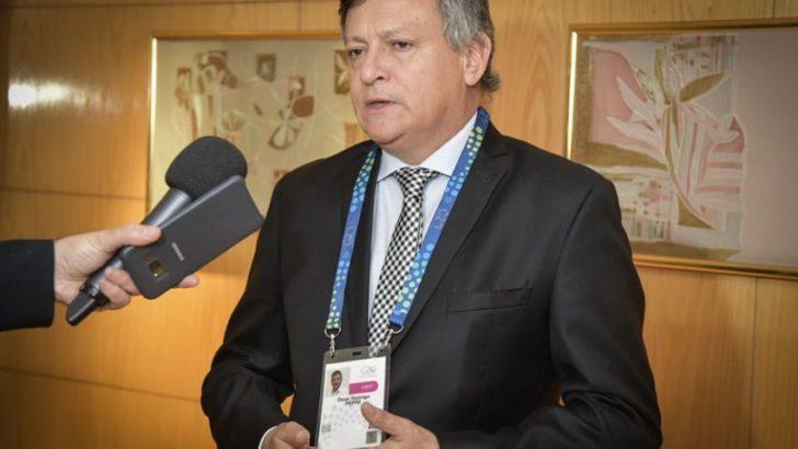 """Peppo en el G20: """"la sustentabilidad de nuestros recursos es clave para potenciar la provincia"""""""