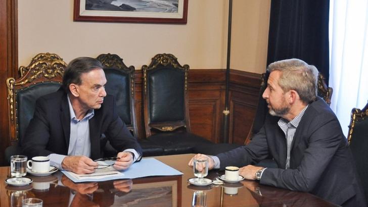 Presupuesto 2019: Frigerio y Pichetto agilizan el acuerdo