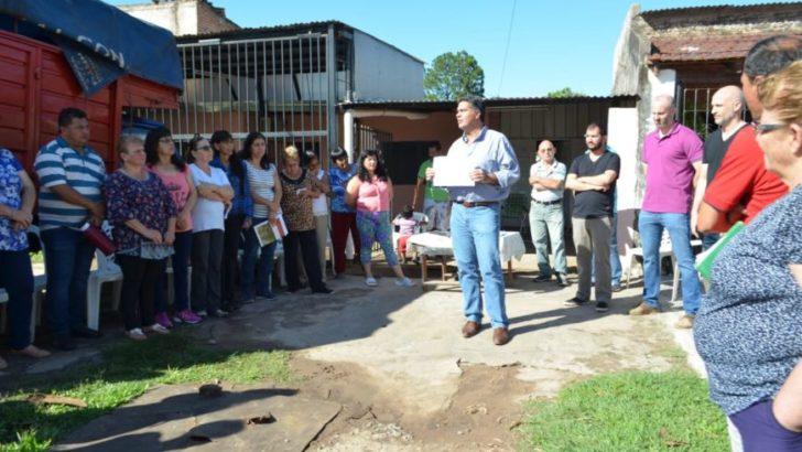 Respuesta municipal a demandas vecinales