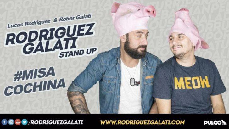 Rodríguez – Galati este jueves 15 en Casa del Mèdico