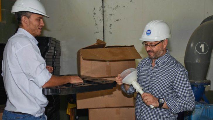 Sameep realizó el recambio de filtros en la planta potabilizadora del Gran Resistencia