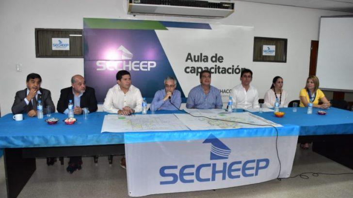 Secheep, Gobierno y Municipio consolidan acciones para regularizar conexiones domiciliarias