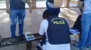 Secuestran droga enviada por encomienda en un colectivo