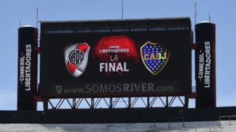Superfinal de la Libertadores: será, el domingo 9 en el Santiago Bernabéu de Madrid